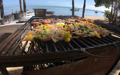 What to grill when going to the beach